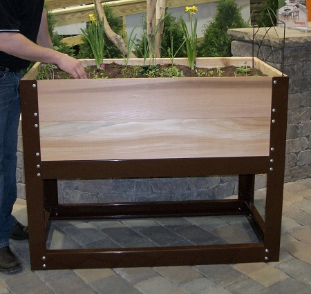 Elevated Garden Planter Box 2 X 4 Either 30 Quot Or 36